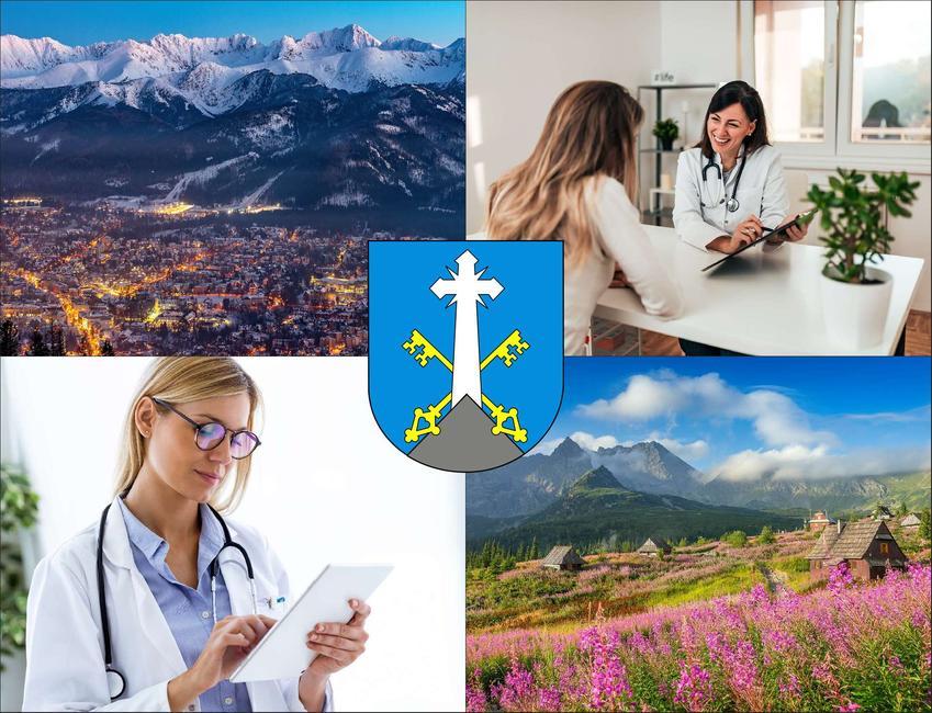 Zakopane - cennik prywatnych wizyt u immunologa - sprawdź lokalne ceny w poradniach immunologicznych