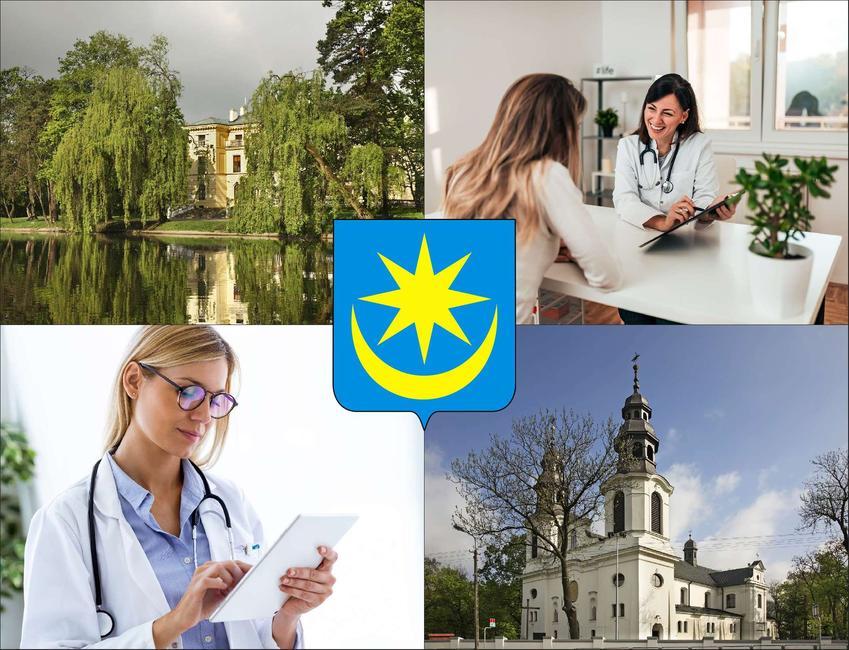 Mińsk Mazowiecki - cennik prywatnych wizyt u immunologa - sprawdź lokalne ceny w poradniach immunologicznych