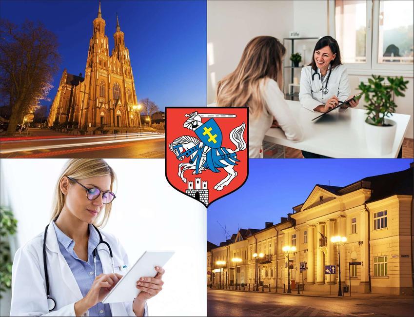 Siedlce - cennik prywatnych wizyt u immunologa - sprawdź lokalne ceny w poradniach immunologicznych