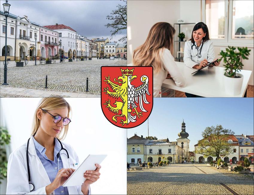 Krosno - cennik prywatnych wizyt u immunologa - sprawdź lokalne ceny w poradniach immunologicznych
