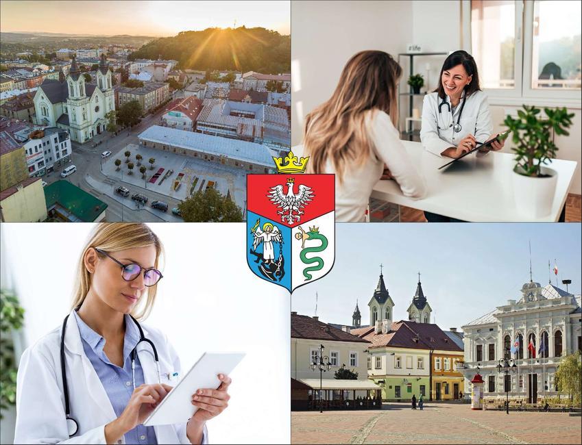 Sanok - cennik prywatnych wizyt u immunologa - sprawdź lokalne ceny w poradniach immunologicznych