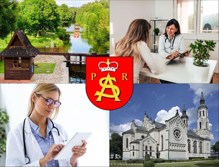 Augustów - cennik prywatnych wizyt u immunologa - sprawdź lokalne ceny w poradniach immunologicznych