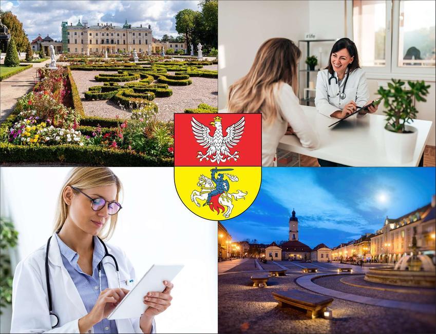 Białystok - cennik prywatnych wizyt u immunologa - sprawdź lokalne ceny w poradniach immunologicznych