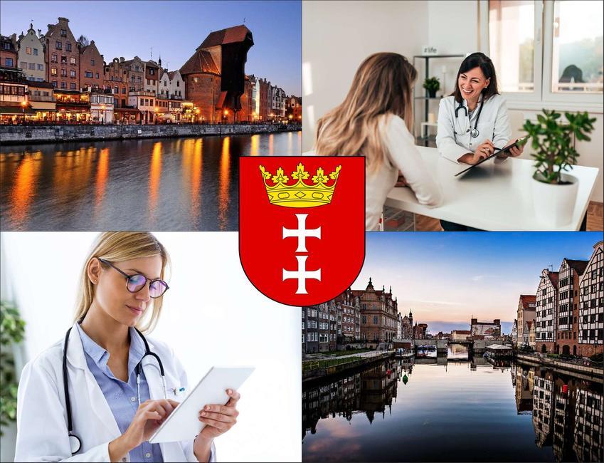 Gdańsk - cennik prywatnych wizyt u immunologa - sprawdź lokalne ceny w poradniach immunologicznych