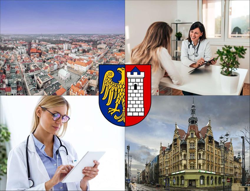 Gliwice - cennik prywatnych wizyt u immunologa - sprawdź lokalne ceny w poradniach immunologicznych