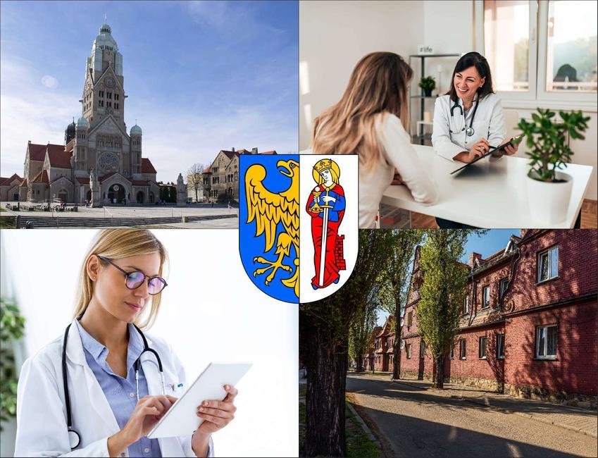 Ruda Śląska - cennik prywatnych wizyt u immunologa - sprawdź lokalne ceny w poradniach immunologicznych