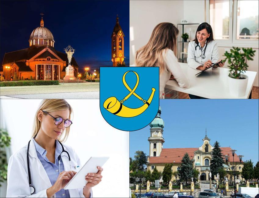Tychy - cennik prywatnych wizyt u immunologa - sprawdź lokalne ceny w poradniach immunologicznych