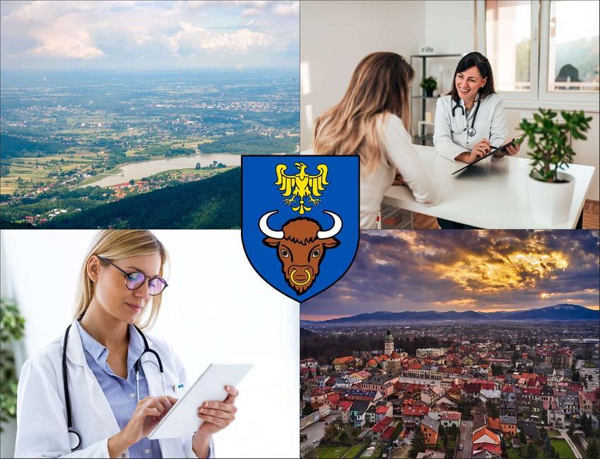 Żywiec - cennik prywatnych wizyt u immunologa - sprawdź lokalne ceny w poradniach immunologicznych