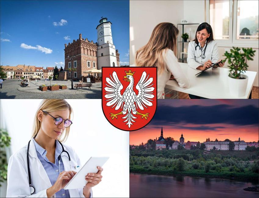 Sandomierz - cennik prywatnych wizyt u immunologa - sprawdź lokalne ceny w poradniach immunologicznych
