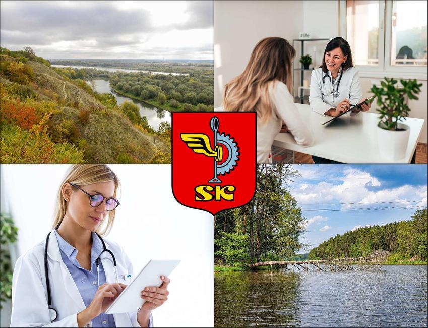 Skarżysko-Kamienna - cennik prywatnych wizyt u immunologa - sprawdź lokalne ceny w poradniach immunologicznych