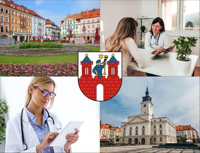 Kalisz - cennik prywatnych wizyt u immunologa - sprawdź lokalne ceny w poradniach immunologicznych