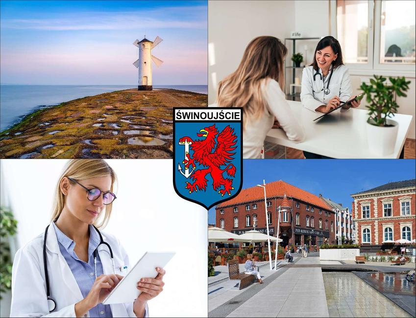 Świnoujście - cennik prywatnych wizyt u immunologa - sprawdź lokalne ceny w poradniach immunologicznych