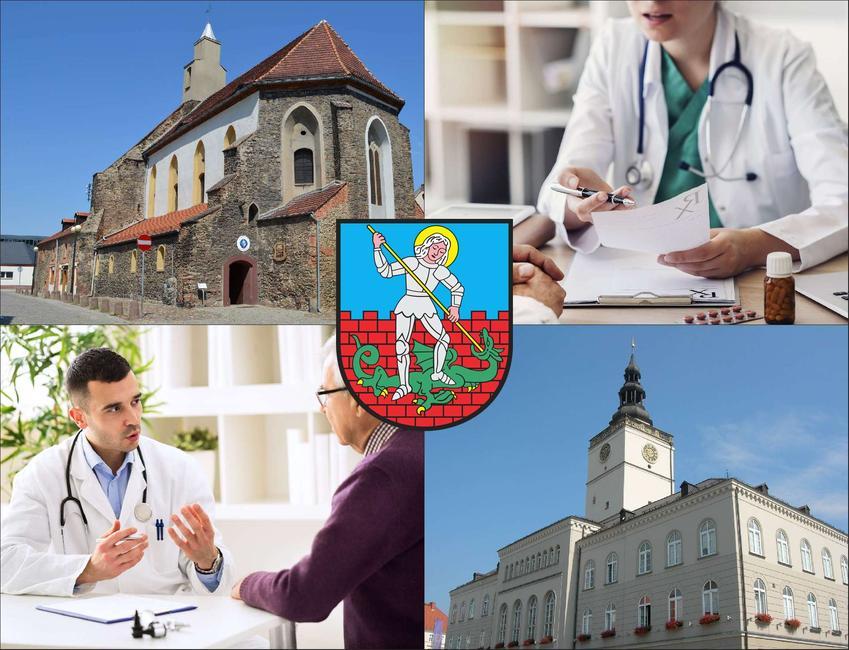 Dzierżoniów - cennik prywatnych wizyt u radiologa - sprawdź lokalne ceny badań usg