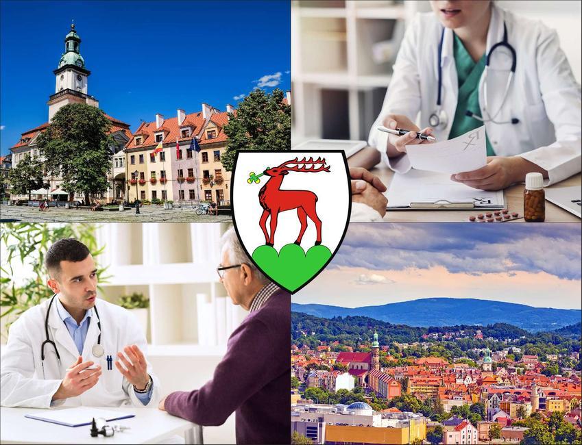 Jelenia Góra - cennik prywatnych wizyt u radiologa - sprawdź lokalne ceny badań usg