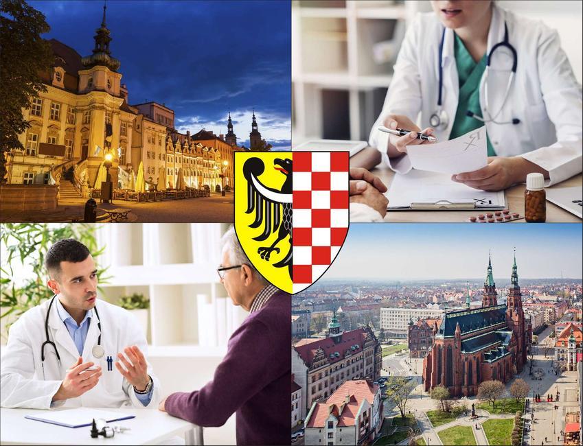 Legnica - cennik prywatnych wizyt u radiologa - sprawdź lokalne ceny badań usg