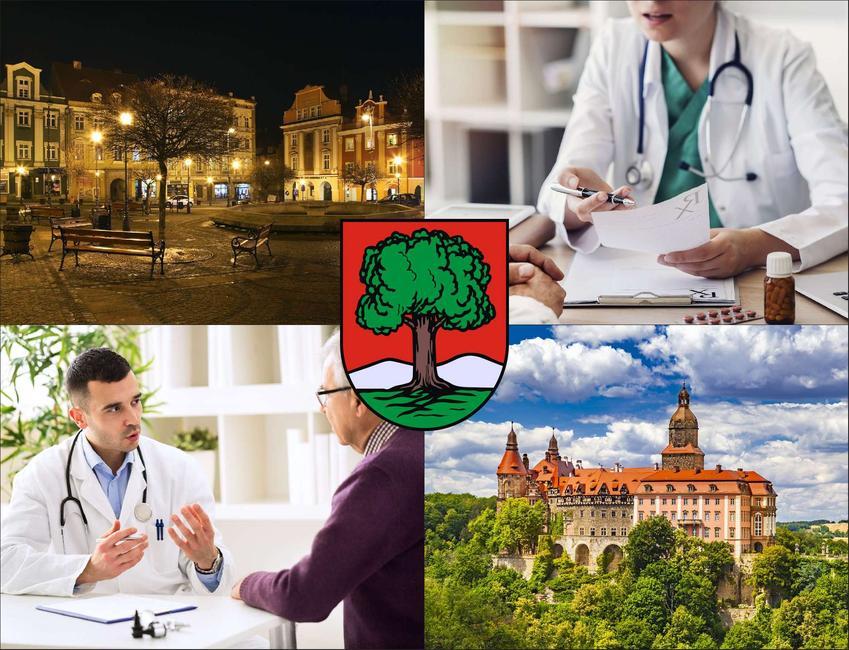 Wałbrzych - cennik prywatnych wizyt u radiologa - sprawdź lokalne ceny badań usg