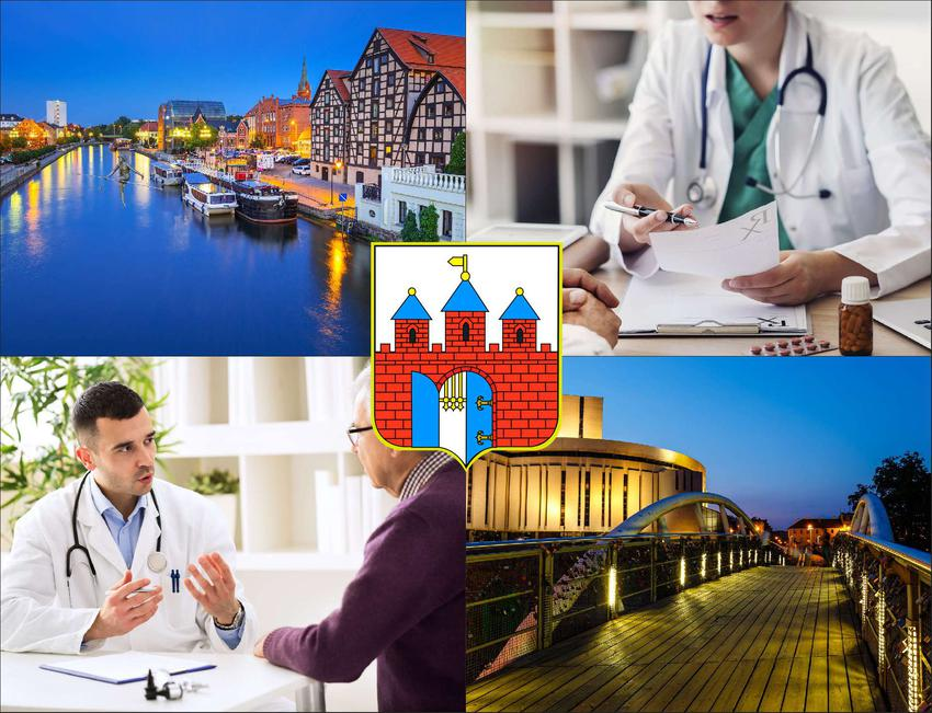 Bydgoszcz - cennik prywatnych wizyt u radiologa - sprawdź lokalne ceny badań usg
