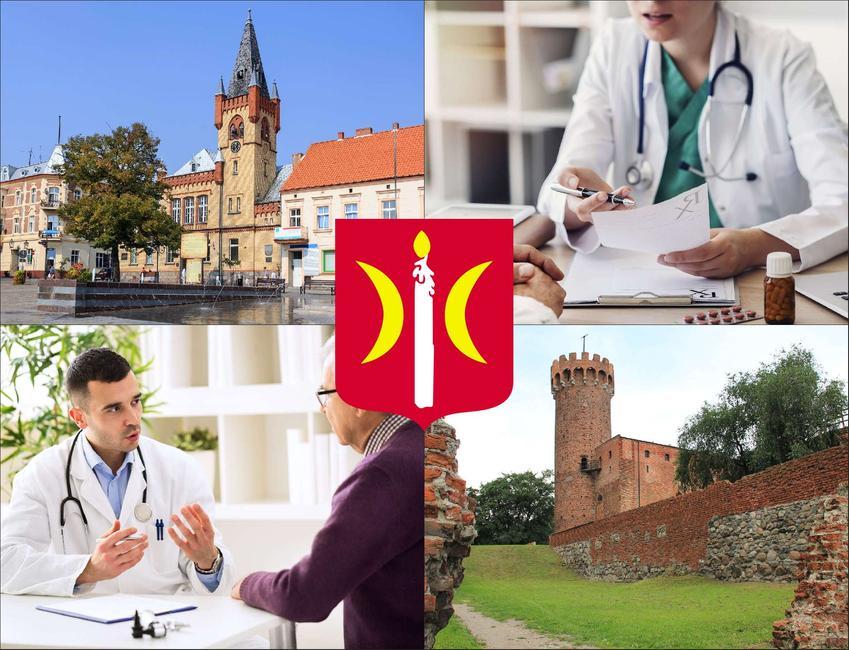 Świecie - cennik prywatnych wizyt u radiologa - sprawdź lokalne ceny badań usg