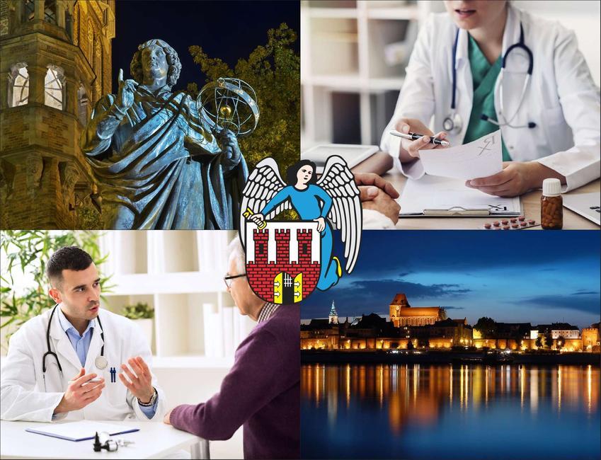 Toruń - cennik prywatnych wizyt u radiologa - sprawdź lokalne ceny badań usg