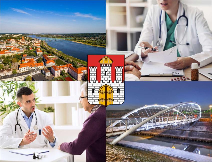 Włocławek - cennik prywatnych wizyt u radiologa - sprawdź lokalne ceny badań usg