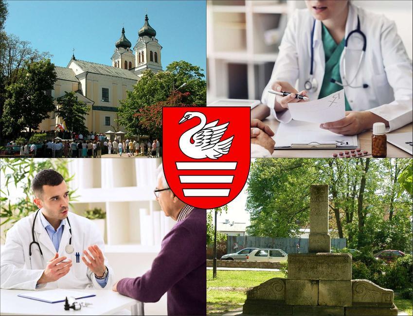 Biłgoraj - cennik prywatnych wizyt u radiologa - sprawdź lokalne ceny badań usg