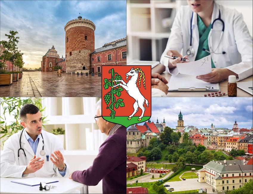 Lublin - cennik prywatnych wizyt u radiologa - sprawdź lokalne ceny badań usg