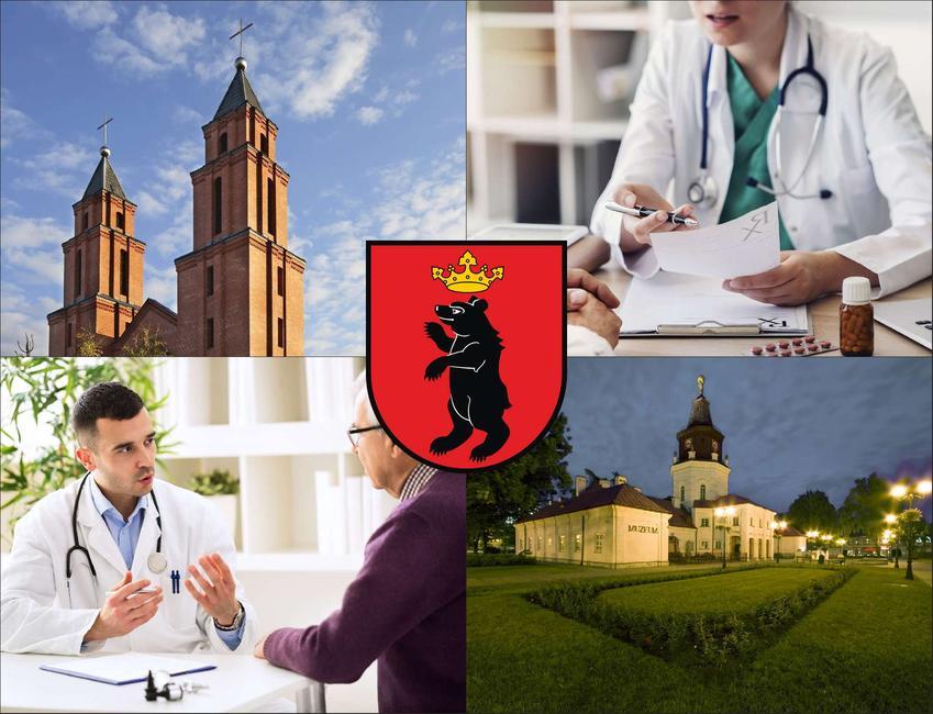 Łuków - cennik prywatnych wizyt u radiologa - sprawdź lokalne ceny badań usg