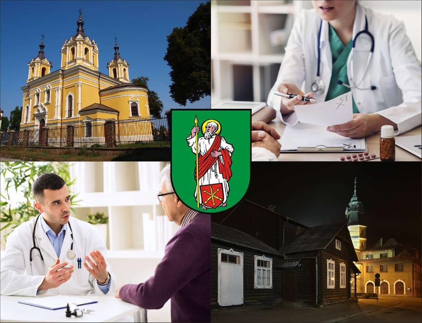 Tomaszów Lubelski - cennik prywatnych wizyt u radiologa - sprawdź lokalne ceny badań usg