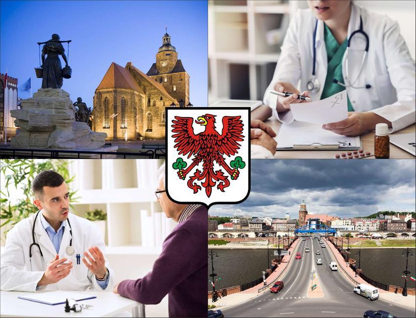 Gorzów Wielkopolski - cennik prywatnych wizyt u radiologa - sprawdź lokalne ceny badań usg