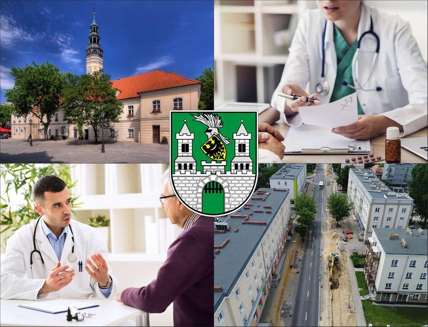 Zielona Góra - cennik prywatnych wizyt u radiologa - sprawdź lokalne ceny badań usg