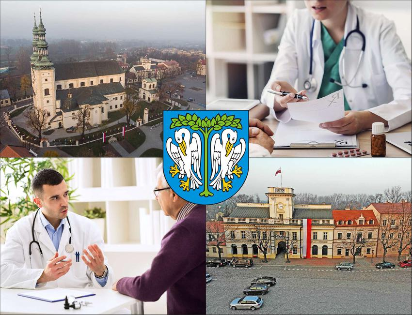 Łowicz - cennik prywatnych wizyt u radiologa - sprawdź lokalne ceny badań usg