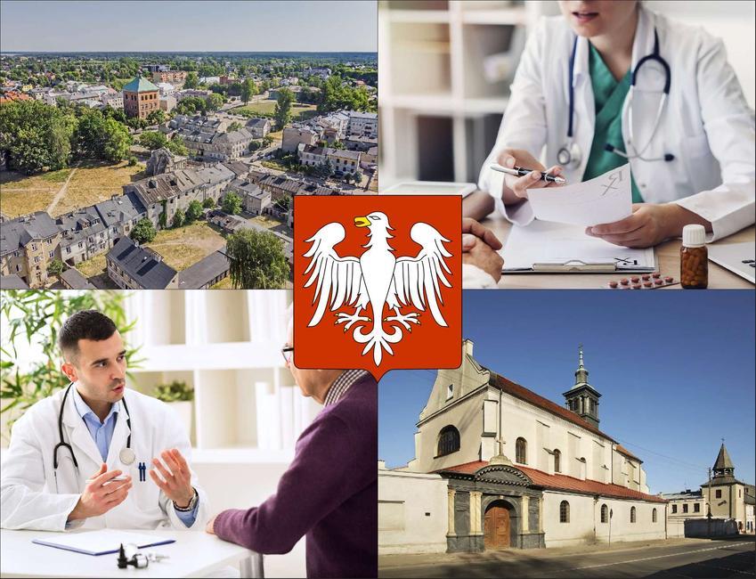 Piotrków Trybunalski - cennik prywatnych wizyt u radiologa - sprawdź lokalne ceny badań usg