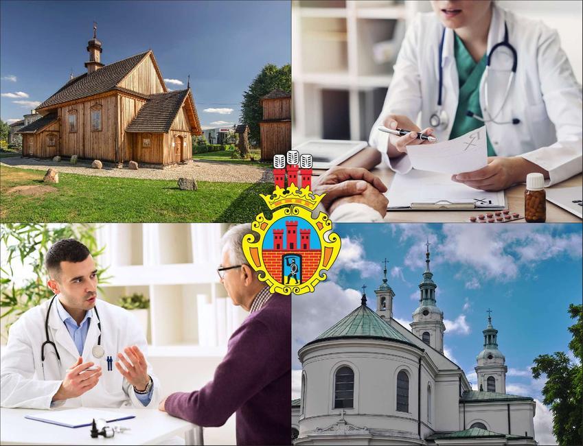 Radomsko - cennik prywatnych wizyt u radiologa - sprawdź lokalne ceny badań usg