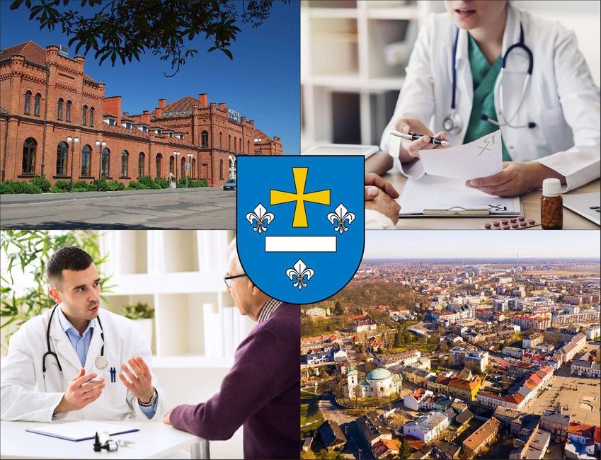 Skierniewice - cennik prywatnych wizyt u radiologa - sprawdź lokalne ceny badań usg