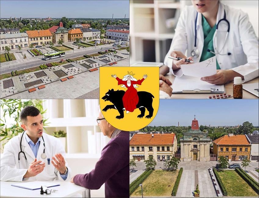 Tomaszów Mazowiecki - cennik prywatnych wizyt u radiologa - sprawdź lokalne ceny badań usg