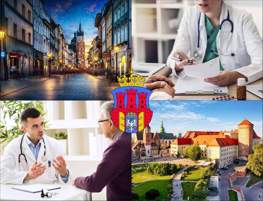 Kraków - cennik prywatnych wizyt u radiologa - sprawdź lokalne ceny badań usg