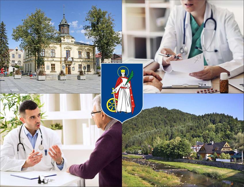 Nowy Targ - cennik prywatnych wizyt u radiologa - sprawdź lokalne ceny badań usg