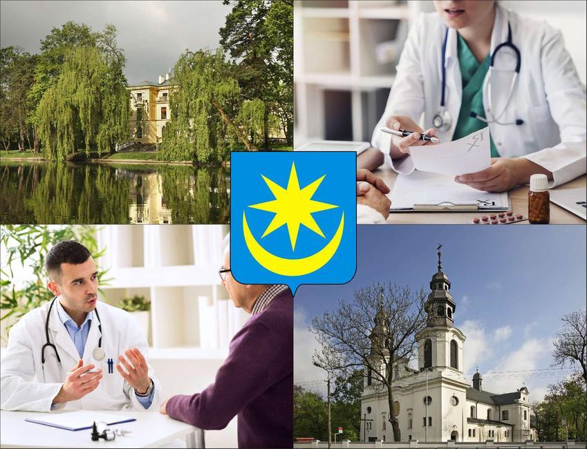 Mińsk Mazowiecki - cennik prywatnych wizyt u radiologa - sprawdź lokalne ceny badań usg
