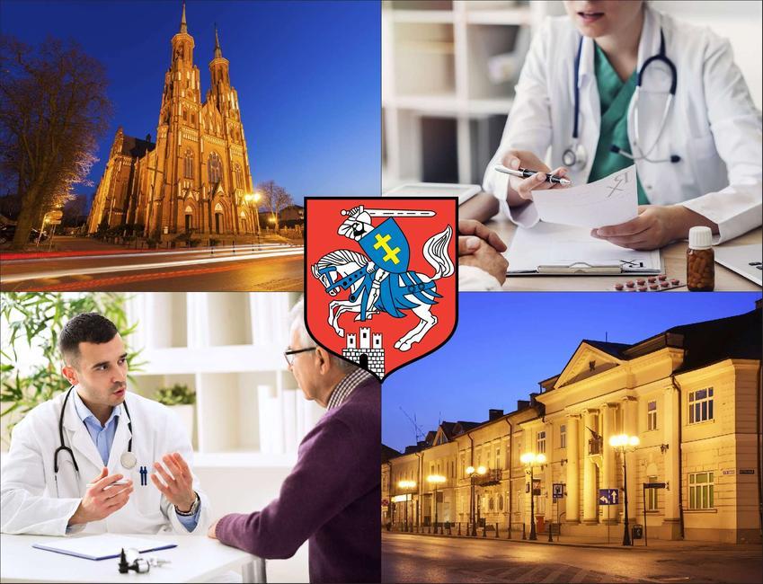 Siedlce - cennik prywatnych wizyt u radiologa - sprawdź lokalne ceny badań usg