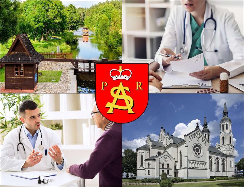 Augustów - cennik prywatnych wizyt u radiologa - sprawdź lokalne ceny badań usg