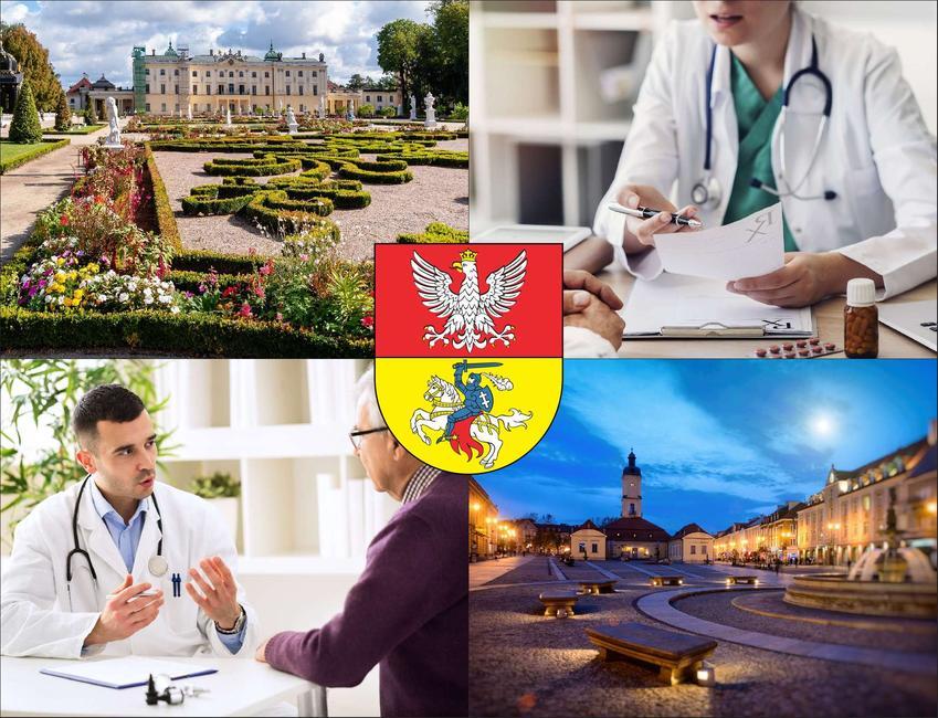 Białystok - cennik prywatnych wizyt u radiologa - sprawdź lokalne ceny badań usg