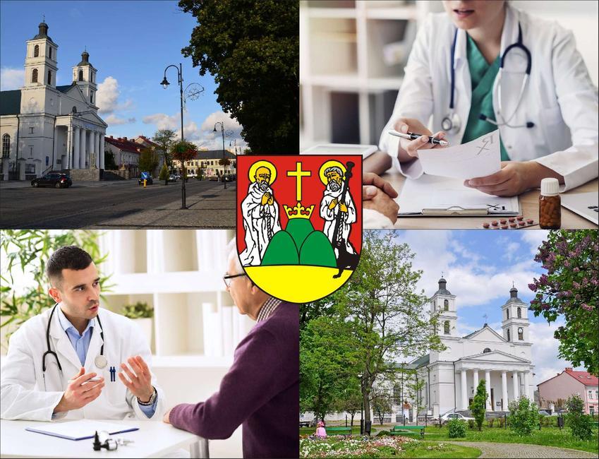 Suwałki - cennik prywatnych wizyt u radiologa - sprawdź lokalne ceny badań usg