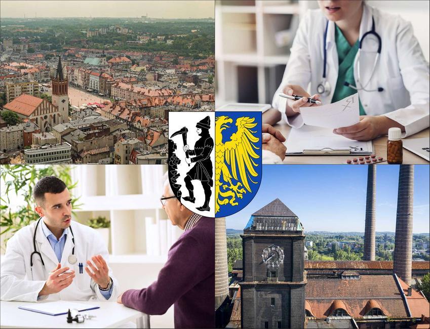 Bytom - cennik prywatnych wizyt u radiologa - sprawdź lokalne ceny badań usg
