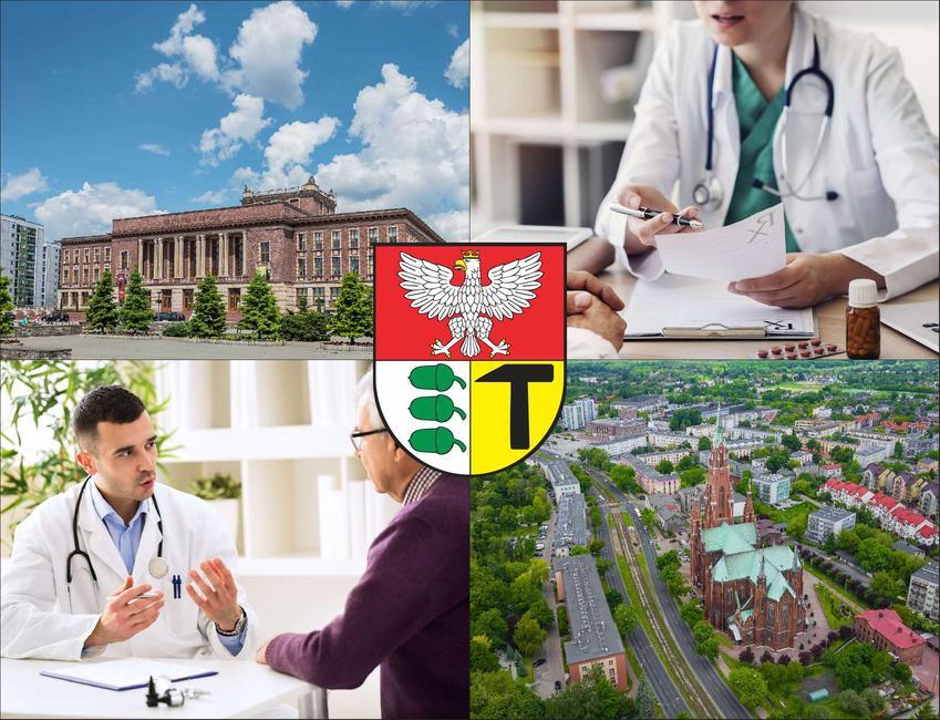 Dąbrowa Górnicza - cennik prywatnych wizyt u radiologa - sprawdź lokalne ceny badań usg