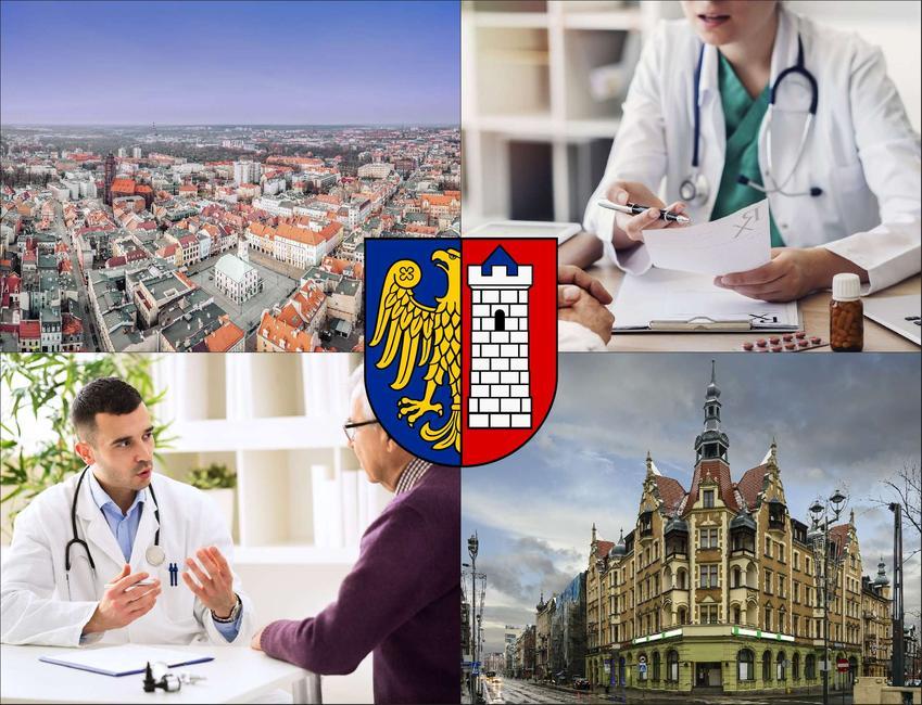 Gliwice - cennik prywatnych wizyt u radiologa - sprawdź lokalne ceny badań usg