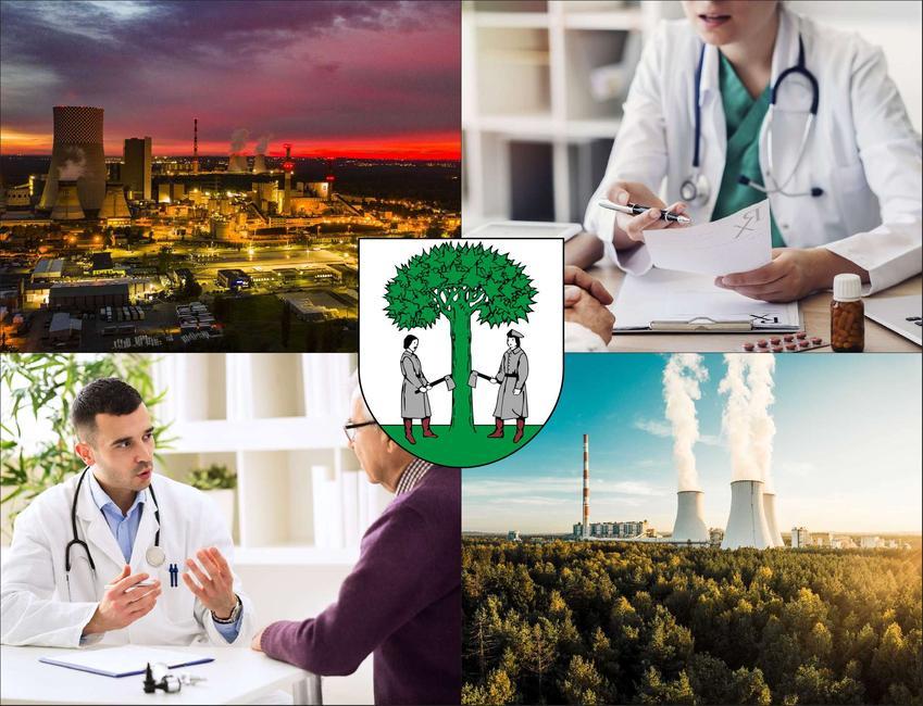 Jaworzno - cennik prywatnych wizyt u radiologa - sprawdź lokalne ceny badań usg