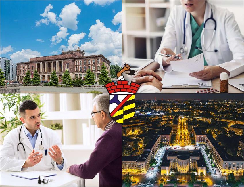 Sosnowiec - cennik prywatnych wizyt u radiologa - sprawdź lokalne ceny badań usg
