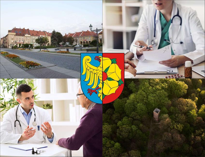 Wodzisław Śląski - cennik prywatnych wizyt u radiologa - sprawdź lokalne ceny badań usg