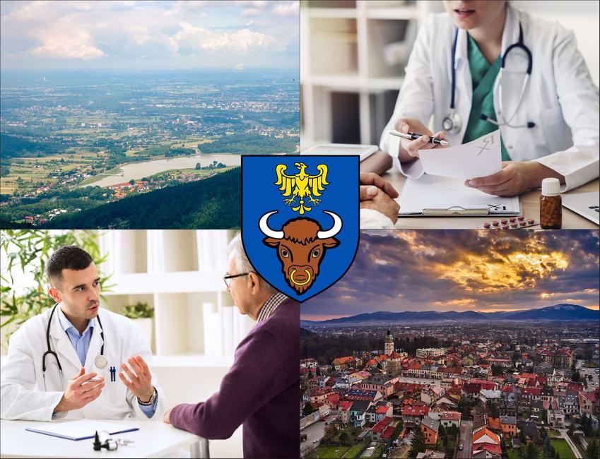 Żywiec - cennik prywatnych wizyt u radiologa - sprawdź lokalne ceny badań usg