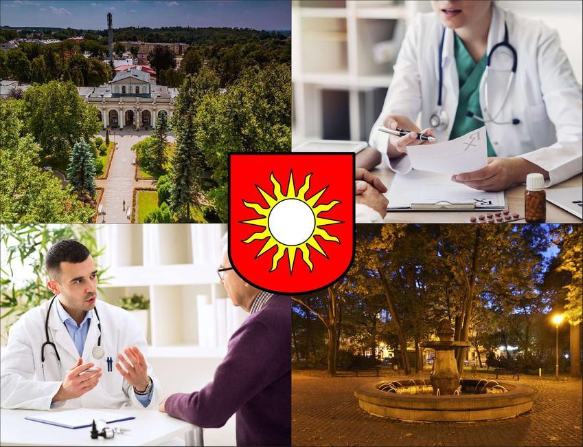 Busko Zdrój - cennik prywatnych wizyt u radiologa - sprawdź lokalne ceny badań usg